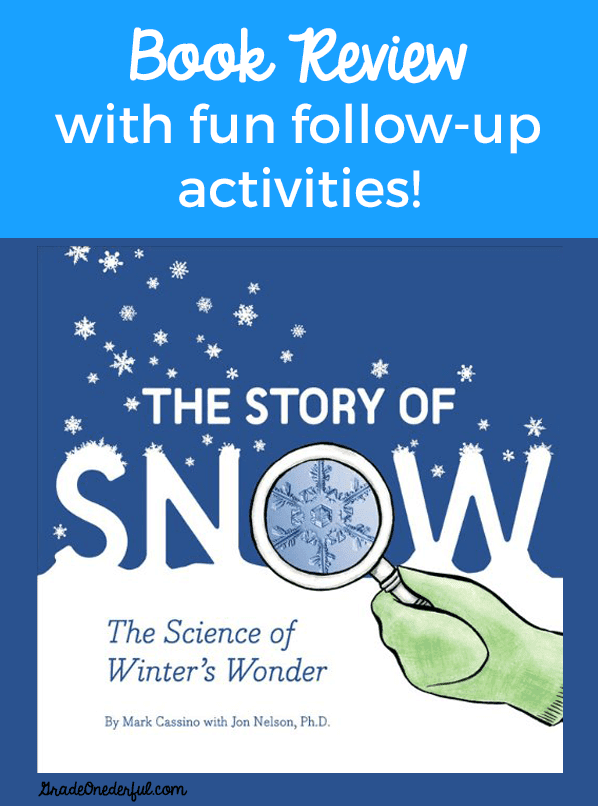 The Story of Snow: Perfect Picture Book Friday