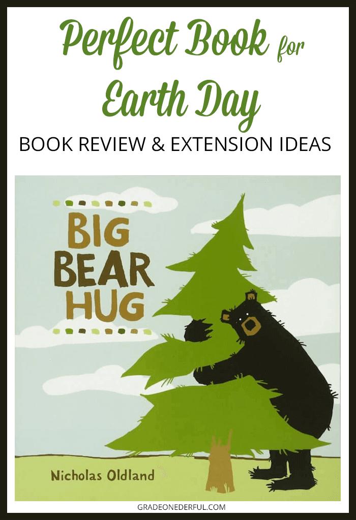 Big Bear Hug: Book Review