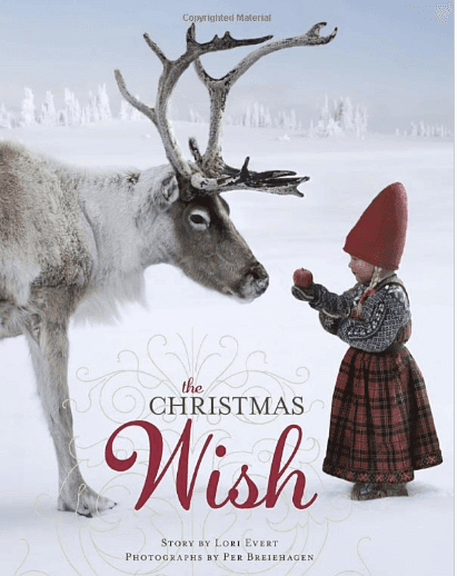The Christmas Wish by Lori Evert. A brief book review plus a related activity. Also, snowman ornament DIY gift and DIY Christmas card with fingerprint light bulbs.
