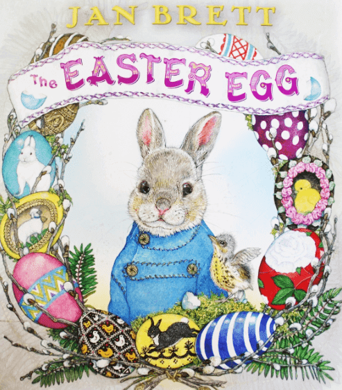 The Easter Egg by Jan Brett. Book Review and freebie activities. The Easter Egg is a sweet story about generosity, bravery and selflessness. Little Hoppi wants to decorate the most beautiful egg so that he can win the honour of helping the Easter Rabbit deliver eggs. But he's overwhelmed by the many choices and the enormity of the task. After Hoppi comes to Mother Robin's rescue, a lovely surprise is in store for him.