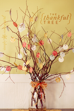 The Thankful Tree. This would be great to have in the classroom.