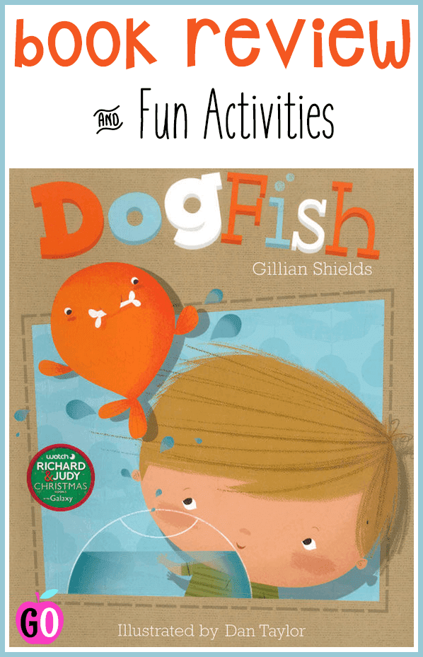 Perfect Picture Book Review: Dogfish