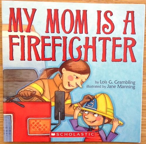 My Mom is a Firefighter. Fire Safety activities for first grade. GradeONEderful.com