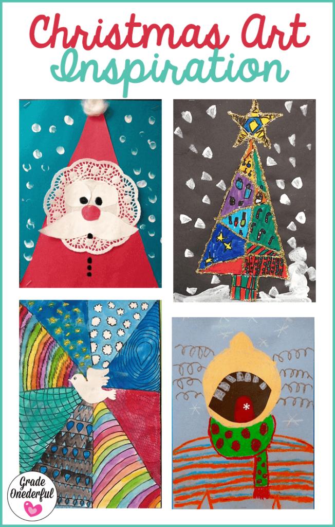 Christmas Art Inspiration