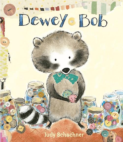 Book Review of Dewey Bob by Judy Schachner.  #booksforkids #deweybob #gradeonederful