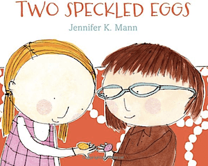 Two Speckled Eggs: Fabulous Birthday Book