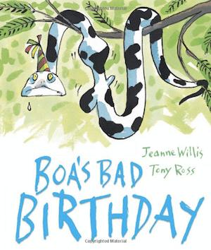 Boa's Bad Birthday: Fabulous Birthday Book