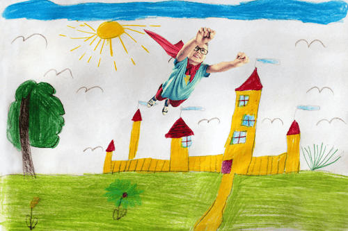 Flying Henry: Book review with art, writing and drama extensions. Perfect book for developing imagination. Great for toddlers to first grade! GradeONEderful.com