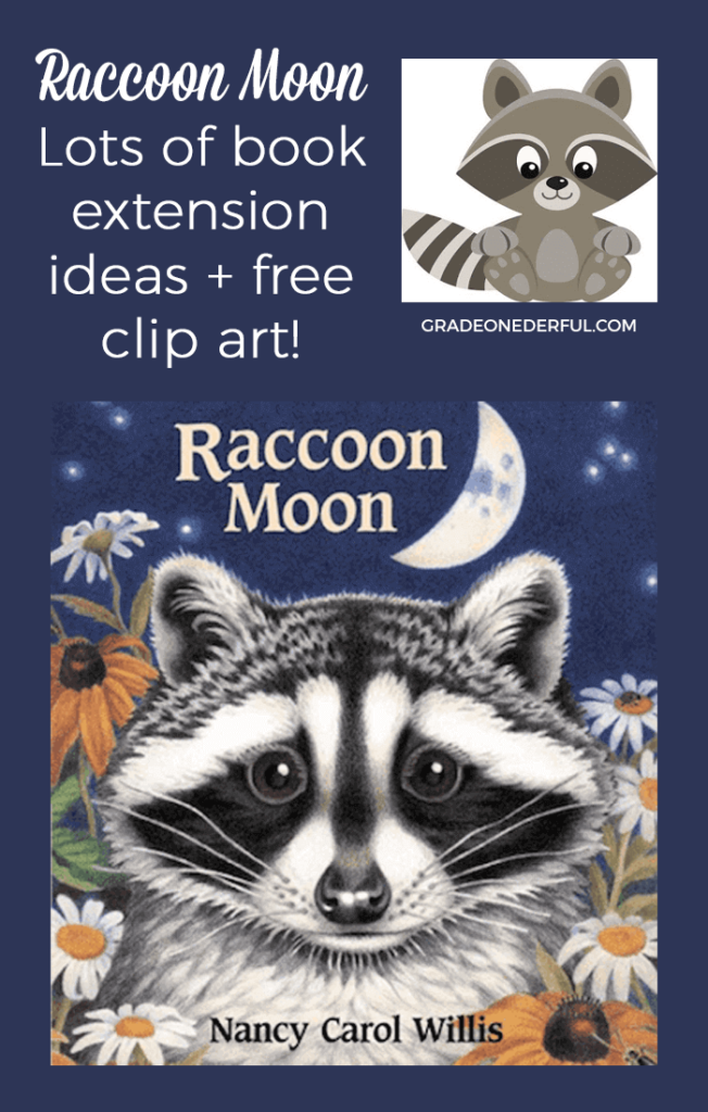 Raccoon Moon: Book Review and Activities