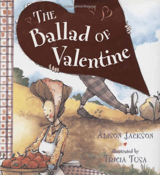 The Ballad of Valentine: Book Reviews and Activities #gradeonederful #valentines #valentinebooks