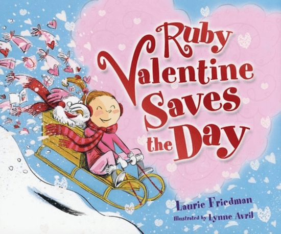 Ruby Valentine Saves the Day: Book Reviews and Activities #gradeonederful #valentines #valentinebooks