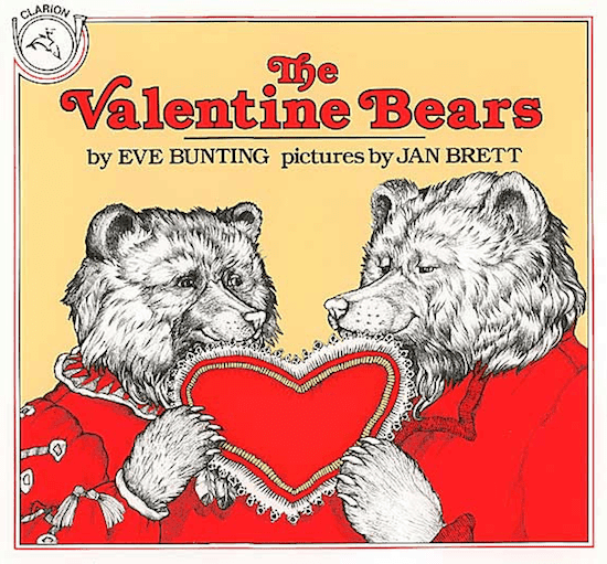 The Valentine Bears: Book Reviews and Activities #gradeonederful #valentines #valentinebooks