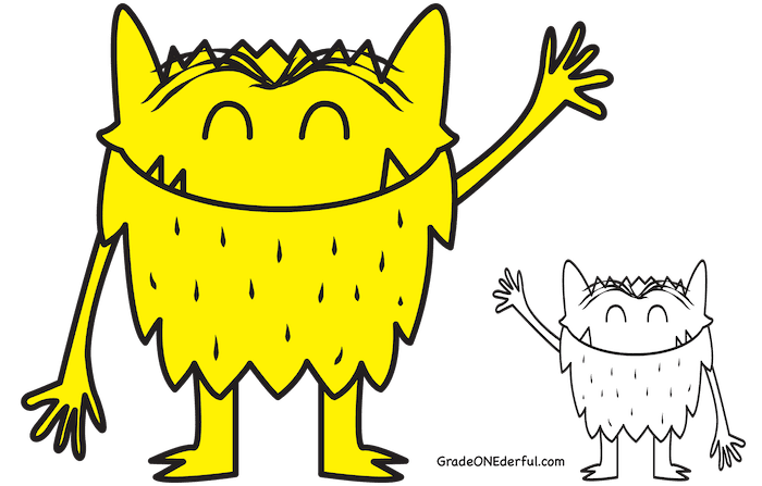Feelings Are Important: The Color Monster Book Review and Activities. Ideas to help your child develop their Emotional Intelligence. #gradeonederful #colormonster #emotions #feelings #booksforkids
