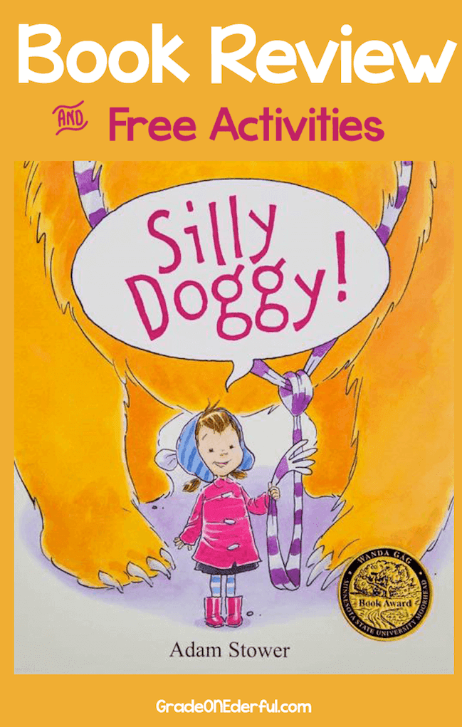 Silly Doggy book review and lots of activities