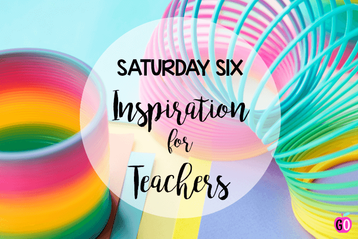 Six fun and inspirational activities for primary teachers and parents of young children.
