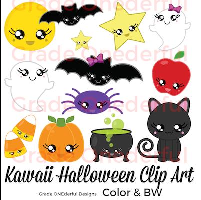 https://www.teacherspayteachers.com/Product/Kawaii-Halloween-Clipart-Cute-Clipart-for-Halloween-2820259