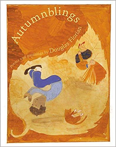 Autumnblings by Douglas Florian #gradeonederful #autumnpoems #poetry #poemsforkids