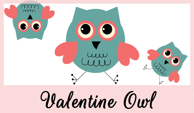 Free Vintage Owl: Valentine Clipart by Grade ONEderful Designs
