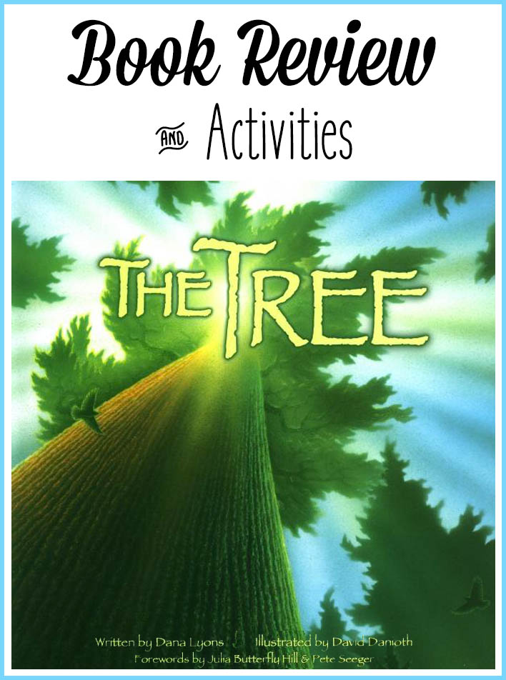 The Tree: Book Review AND Earth Day Clip Art