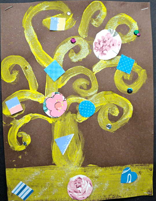 The Tree by Dana Lyons. Book review with some wonderful and free follow-up activities, like this Tree of Life painting. This is a fabulous book to share on Earth Day.