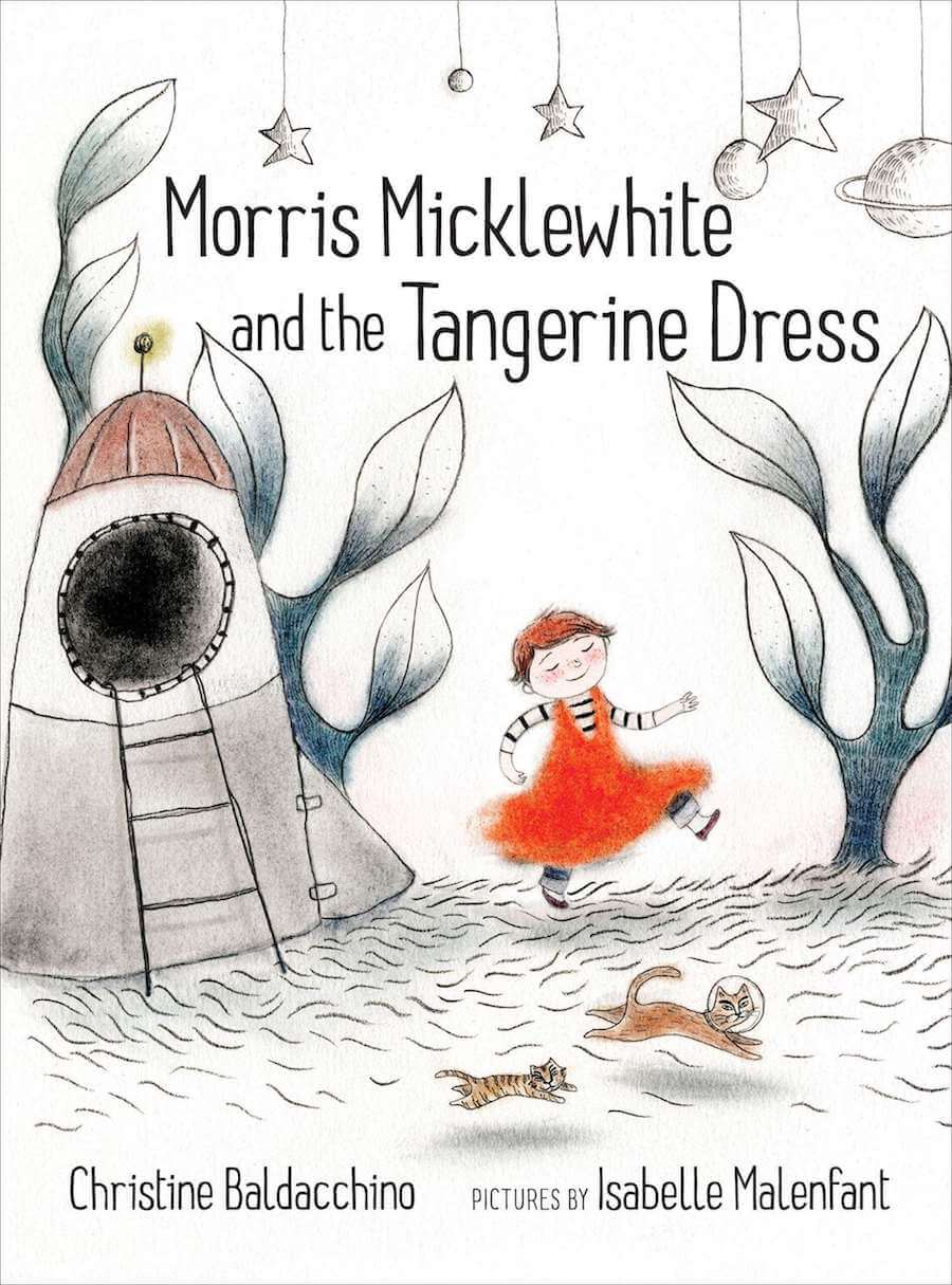 A review of the highly acclaimed Morris Micklewhite and the Tangerine Dress. I\'ve included some extensions as well. #kidsbooks #morrismicklewhiteandthetangerinedress #gradeonederful