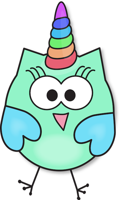 Free clip art owl for personal or classroom use.