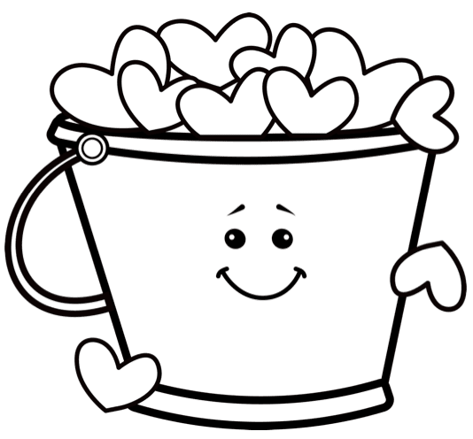 Have You Filled a Bucket Today? A book review with lots of classroom resources including a bucket coloring freebie.