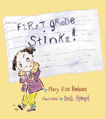 First Grade Stinks book review and follow-up activities
