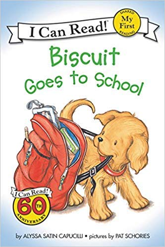 Biscuit Books! Perfect for beginning readers and SO cute. Come visit for a book review and follow-up activities. #booksforkids #biscuitbooks #gradeonederful